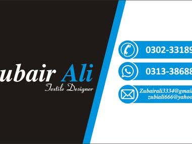 Business Card Design Simple