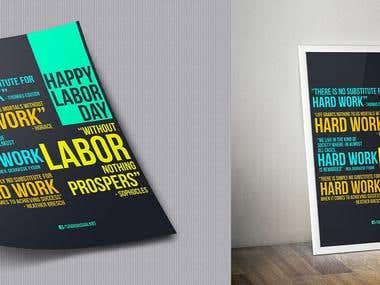 posters/flyers/brochures