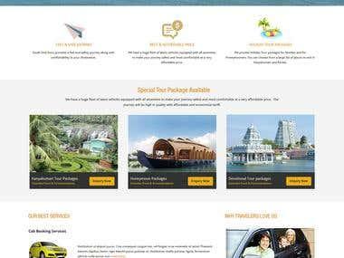 Service provider site