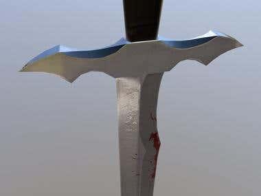 T sword