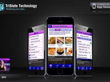 Booking Food app