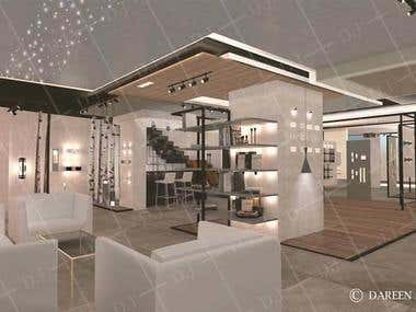 Bautak showroom project