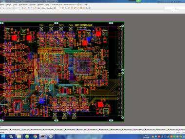 DSP PCB