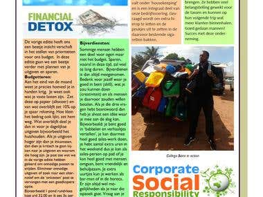 Company Newsletters