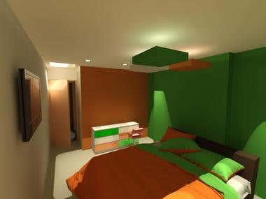 Remodelación en Apartamento-1