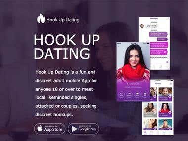 Hook Up Dating Mobile App Development