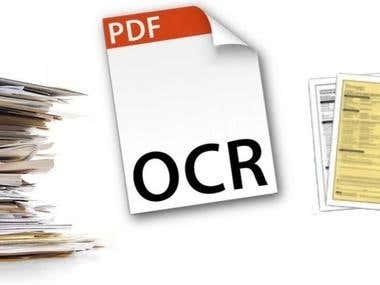 OCR Service Provider