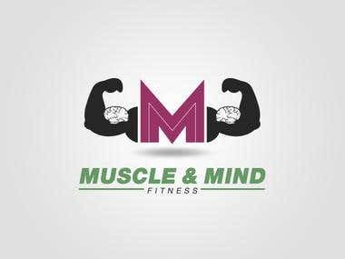 Design a Logo for Muscle & Mind Fitness