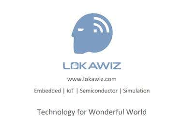 Lokawiz Profile: Embedded, IoT, Semiconductor, Simulations