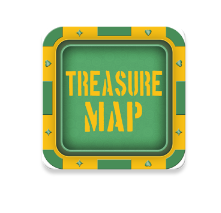 Treasuremap iPhone App
