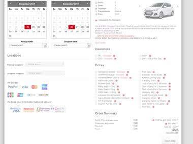 Car Rental (Fair Car)