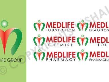 Logo for Medlife Group