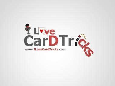 Logo | I love Card Tricks