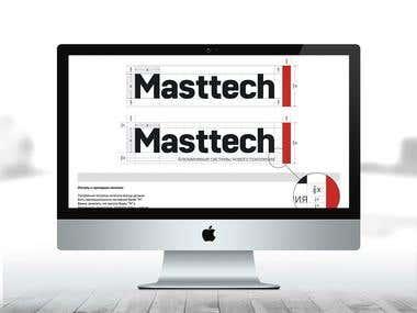Logo Masttech (Guidlines)