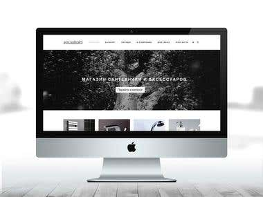 AQUASHOPS - eCommerce
