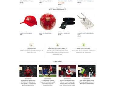 Blitzly Merchandise