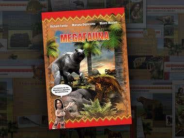 """Book """"Megafauna"""""""