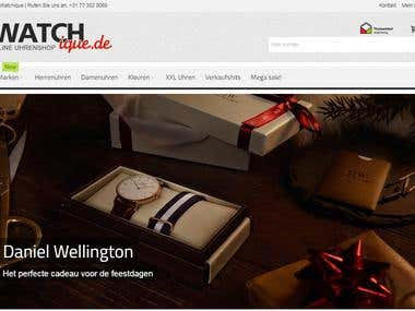 Watchique-Magento