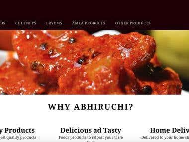 Abhiruchi Pickles