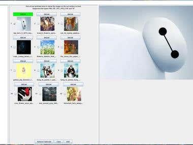 Java USB Image Scanner