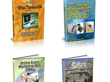 Ebook covers