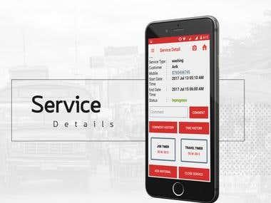Serv MI Mobile App