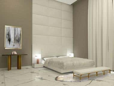 Interior Design - Luxury Residency