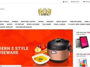 igsmall.com || Marketplace || Opencart