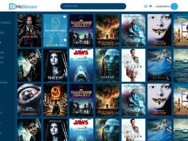 IPTV VOD Streaming platform using Extream Code