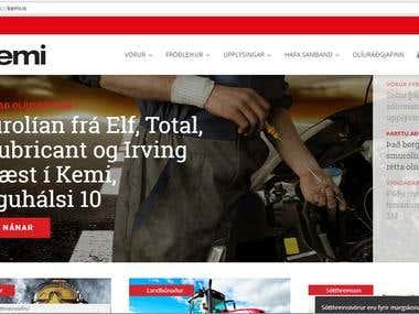 Wordpress eCommerce Website design & development