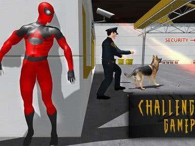 Super Spider Strange Hero