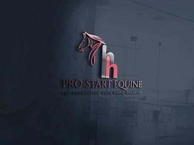 PRO START EQUINE Logo