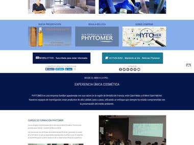 PHYTOMER COSMETICA PROFESIONAL