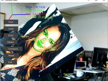 FaceSimilarity(OpenCV,C++,Face Recognition,Image Processing)