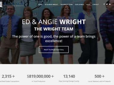 Company Site-The Wright Team