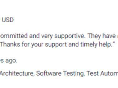 Selenium WEB + API Testing