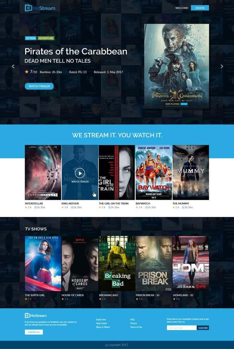 IPTV VOD Streaming platform using Extream Code | Freelancer