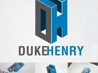 Logo design for DH