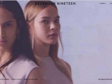 December Nineteen