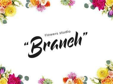 Flowers studio website.