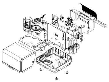 Mechanical part and assembly drawing