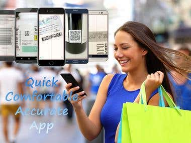 Android & iOS Barcode & QR code App