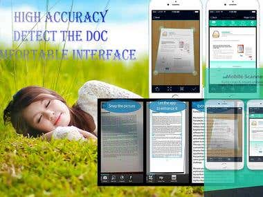 Android & iOS OCR App