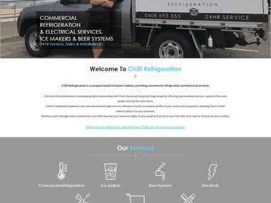 http://chilli-refrigeration.com.au/ - Static