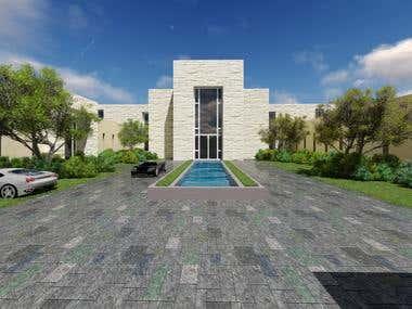 Kuwait House