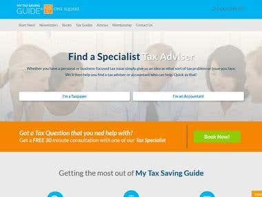 Business Website (Wordpress)