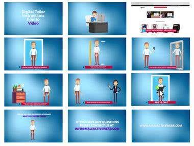 Digital Tailor - Video