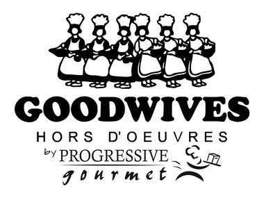 Progressive gourment logo