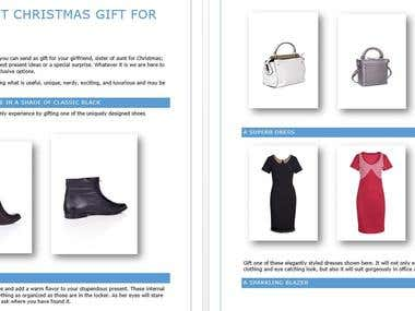 Top Five Christmas Gifts for Women