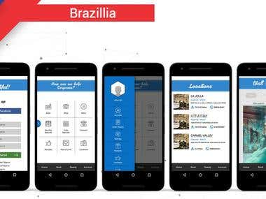 Brazilia - mCommerce App